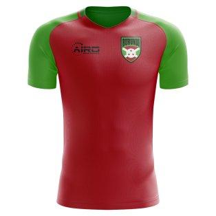 2018-2019 Burundi Home Concept Football Shirt - Kids