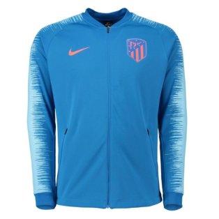 2018-2019 Atletico Madrid Nike Anthem Jacket (Blue)