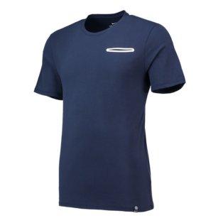 2018-2019 PSG Nike Pocket Travel Tee (Navy)