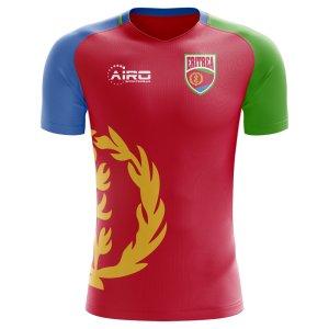 2018-2019 Eritrea Home Concept Football Shirt