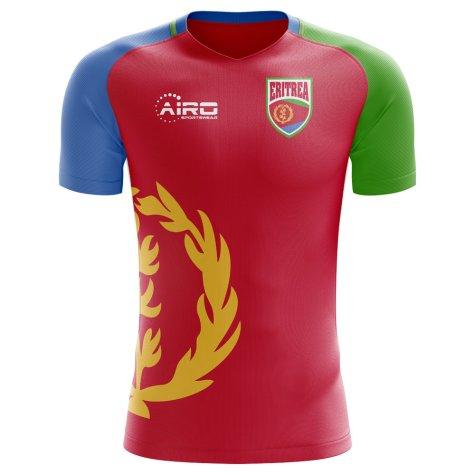 2018-2019 Eritrea Home Concept Football Shirt (Kids)