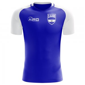 2018-2019 El Salvador Home Concept Football Shirt