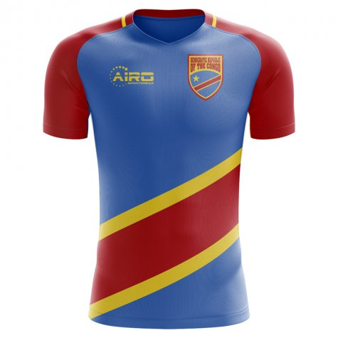 2018-2019 DR Congo Home Concept Football Shirt