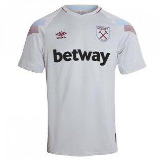 2018-2019 West Ham Third Football Shirt