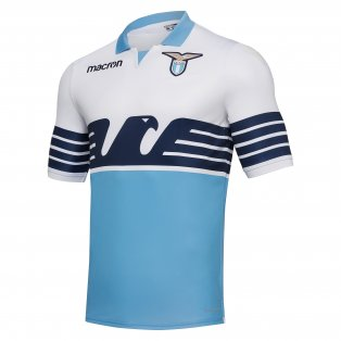 2018-2019 Lazio Authentic Home Football Shirt (Kids)