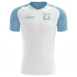 2020-2021 Guatemala Home Concept Football Shirt - Womens