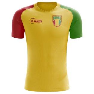 2018-2019 Guinea Home Concept Football Shirt