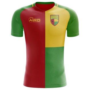 2018-2019 Guinea Bissau Home Concept Football Shirt