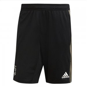 2018-2019 Juventus Adidas Training Shorts (Black)