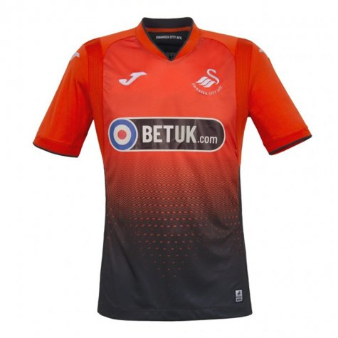 2018-2019 Swansea City Joma Away Football Shirt