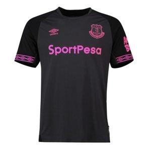 2018-2019 Everton Umbro Away Football Shirt