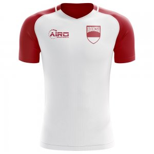 2018-2019 Indonesia Home Concept Football Shirt (Kids)
