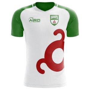 2018-2019 Ingushetia Home Concept Football Shirt