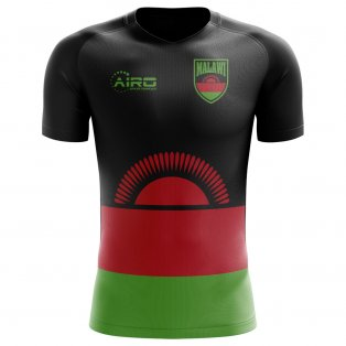 2018-2019 Malawi Home Concept Football Shirt - Womens