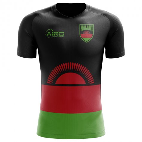 2018-2019 Malawi Home Concept Football Shirt - Little Boys
