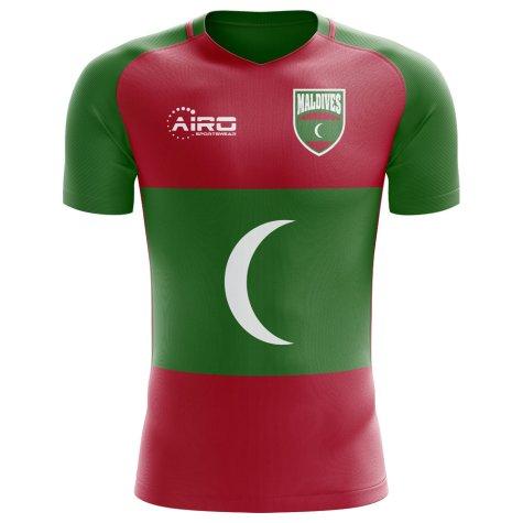 2018-2019 Maldives Home Concept Football Shirt
