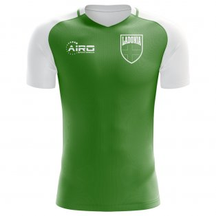 2020-2021 Ladonia Home Concept Football Shirt - Womens