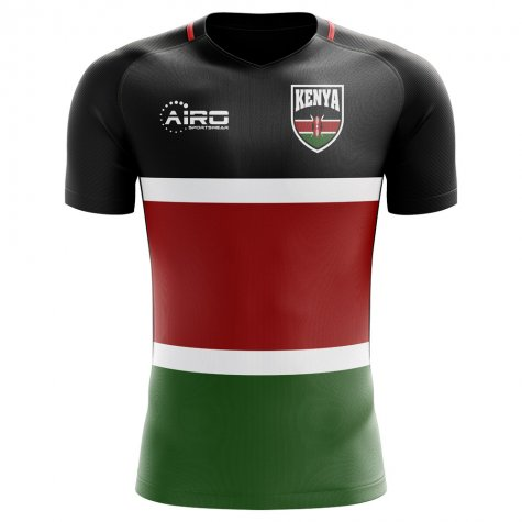 2018-2019 Kenya Home Concept Football Shirt
