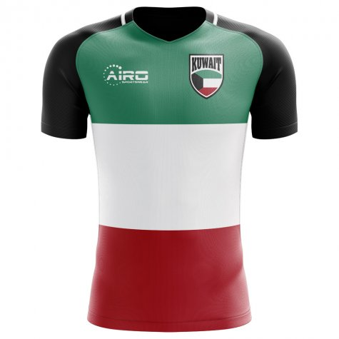 2018-2019 Kuwait Home Concept Football Shirt
