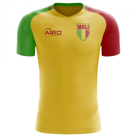 2018-2019 Mali Home Concept Football Shirt
