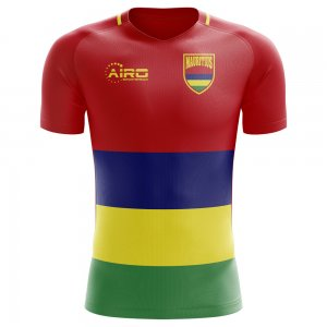 2018-2019 Mauritius Home Concept Football Shirt - Little Boys