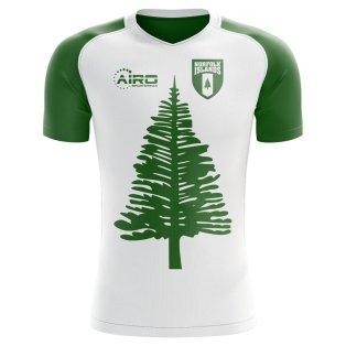 2018-2019 Norfolk Islands Home Concept Football Shirt - Kids