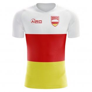 2018-2019 North Ossetia Home Concept Football Shirt - Kids