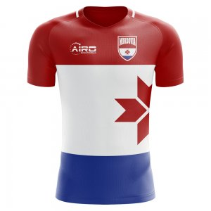 2018-2019 Mordovia Home Concept Football Shirt