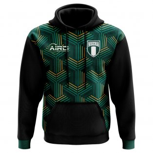 2018-2019 Nigeria Third Concept Football Hoody (Kids)