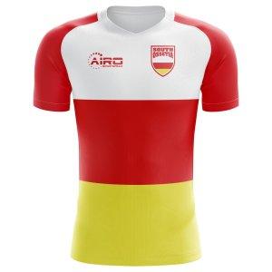 2018-2019 South Ossetia Home Concept Football Shirt