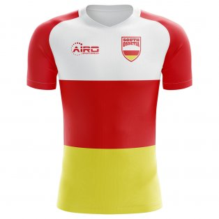 2018-2019 South Ossetia Home Concept Football Shirt - Kids