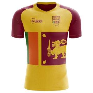 2020-2021 Sri Lanka Home Concept Football Shirt
