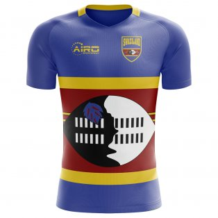 2018-2019 Swaziland Home Concept Football Shirt - Little Boys
