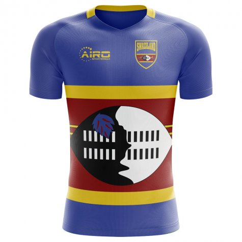 2018-2019 Swaziland Home Concept Football Shirt