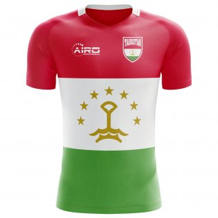 2018-2019 Tajikistan Home Concept Football Shirt - Kids