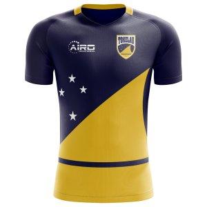 2018-2019 Tokelau Home Concept Football Shirt