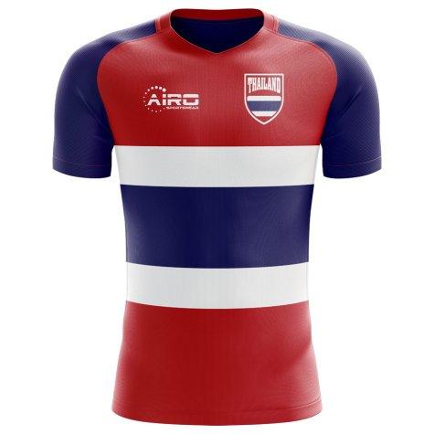 2018-2019 Thailand Home Concept Football Shirt