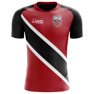 2018-2019 Trinidad and Tobago Home Concept Football Shirt