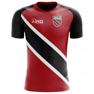2018-2019 Trinidad and Tobago Home Concept Football Shirt - Kids