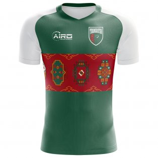 2018-2019 Turkmenistan Home Concept Football Shirt