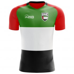 2018-2019 United Arab Emirates Home Concept Football Shirt