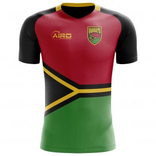 2018-2019 Vanuatu Home Concept Football Shirt