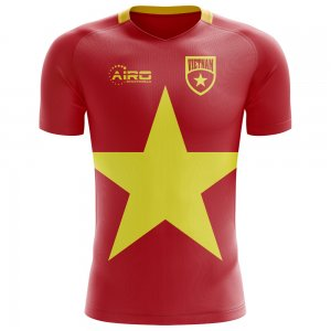 2018-2019 Vietnam Home Concept Football Shirt
