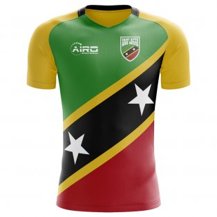 2020-2021 Saint Kitts and Nevis Home Concept Football Shirt - Kids
