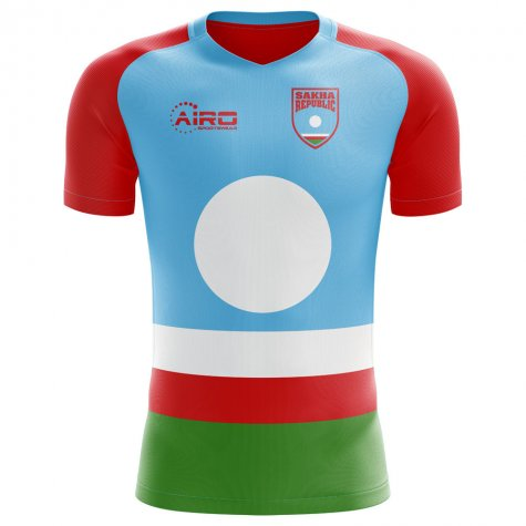 2018-2019 Sakha Republic Home Concept Football Shirt