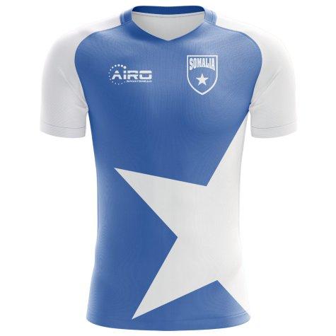 2018-2019 Somalia Home Concept Football Shirt
