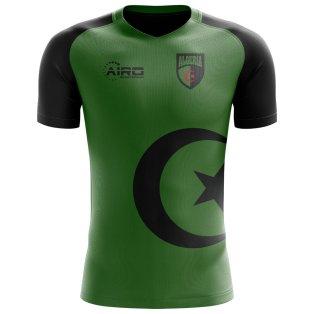2020-2021 Algeria Flag Concept Football Shirt