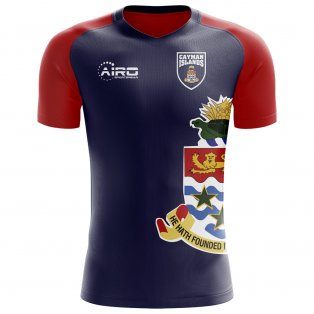 2020-2021 Cayman Islands Home Concept Football Shirt