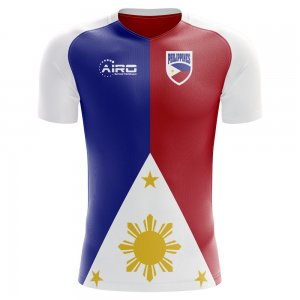 2018-2019 Philippines Home Concept Football Shirt - Womens