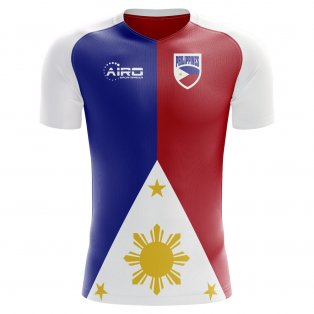 2018-2019 Philippines Home Concept Football Shirt - Kids